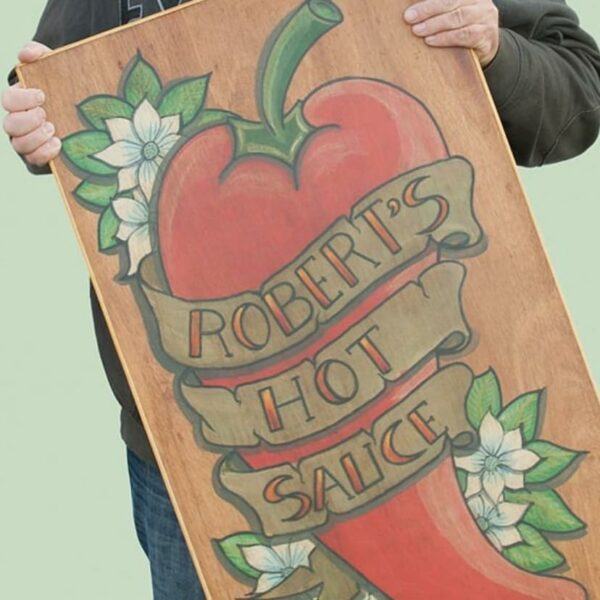 Robert's Hot Sauce